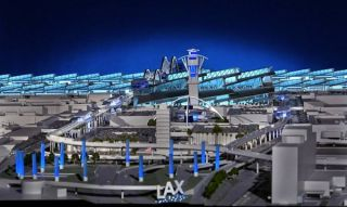 ICONYX Delivers for New State-Of-The-Art Terminal at LAX