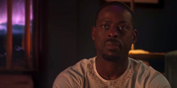 Sterling K. Brown as N'Jobu in Black Panther