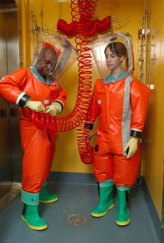 CDC Ebola Garments