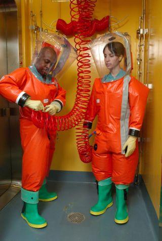 CDC Ebola Garments