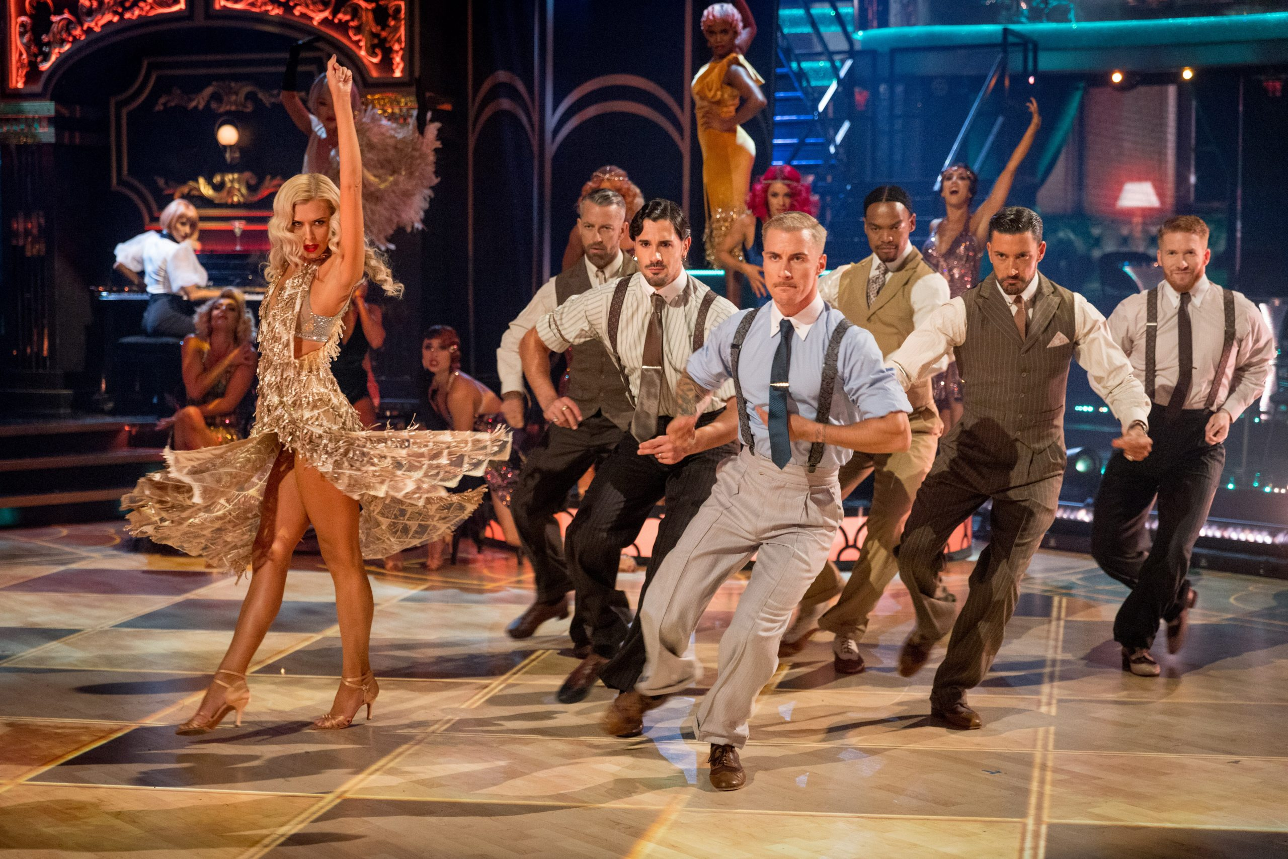 TV esta noche Strictly Come Dancing