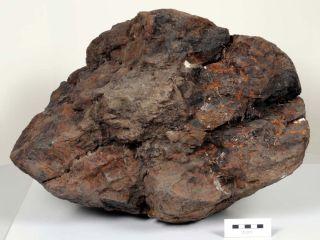 lake house meteorite