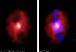 Biggest Space Explosion Creates Giant Bubbles