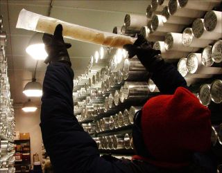 Lake Vostok ice core