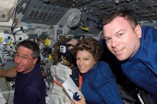 Discovery's STS-114 Astronauts Ready to Return to Earth