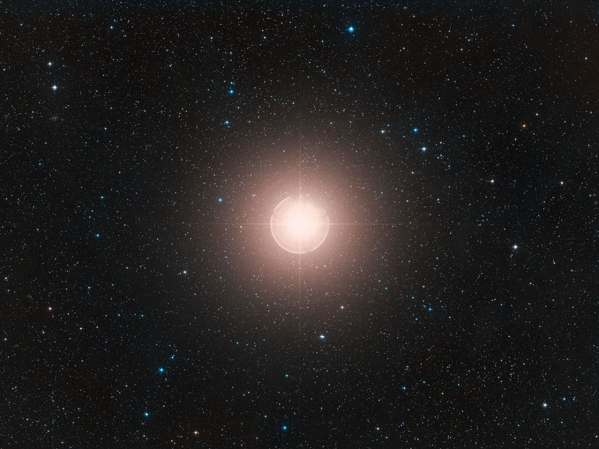 Betelgeuse, one of the brightest stars we see, has been
