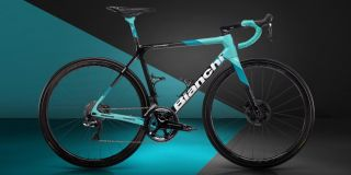 The 2021 GreenEdge team issue Specialissima disc