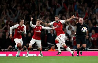 Arsenal v Leicester City – Premier League – Emirates Stadium