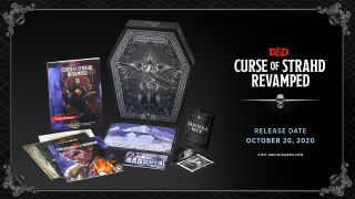 Curse of Strahd Revamped is on the way, and you can pre-order the premium D&D campaign now