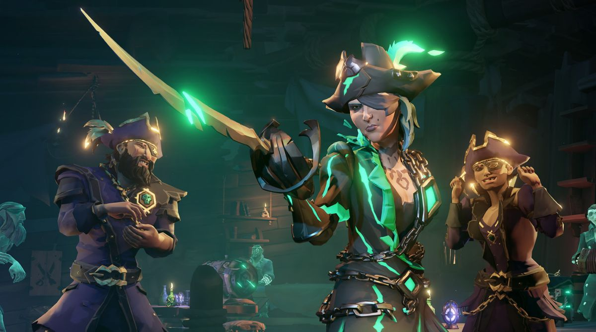 Sea of Thieves' big Tall Tale adventures are finally getting checkpoints