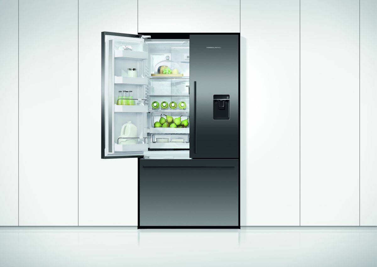 Competition time! WIN a stylish fridge freezer from Fisher & Paykel, worth £2,499