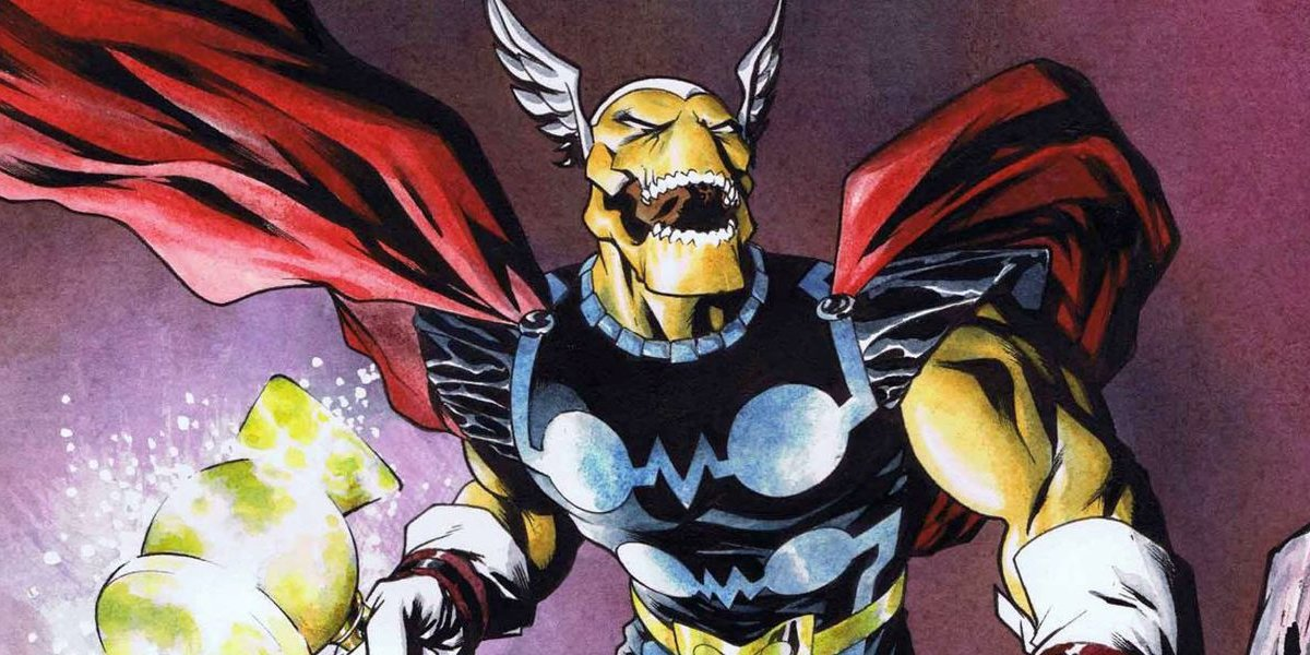 Could Christian Bale Play Beta Ray Bill In Thor: Love And Thunder?