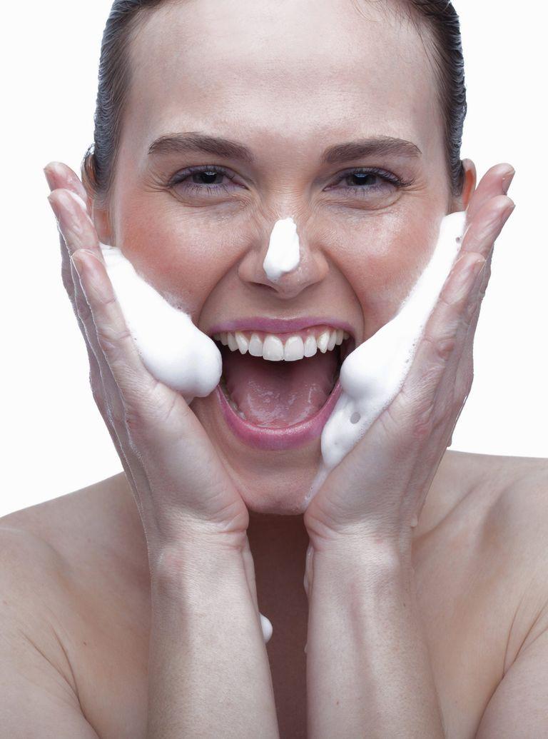 Oily Skin Mistakes