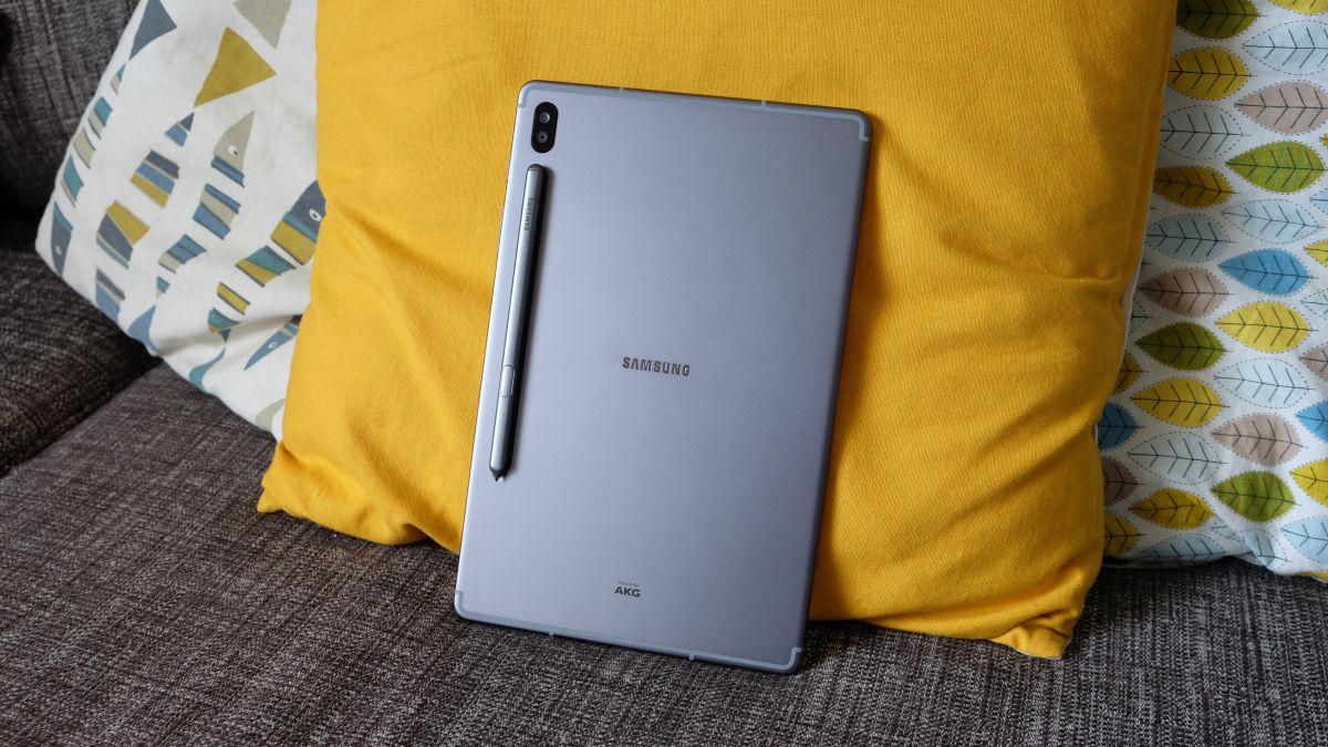 Samsung Galaxy Tab S6 Lite listed on official Samsung site - TechRadar India