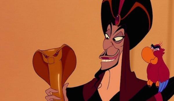 "Can you imagine Jafar say ""Beam me up""?"