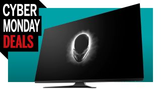 Alienware AW5520QF 55-inch 4K 120Hz Gaming Monitor