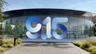Apple logo 915