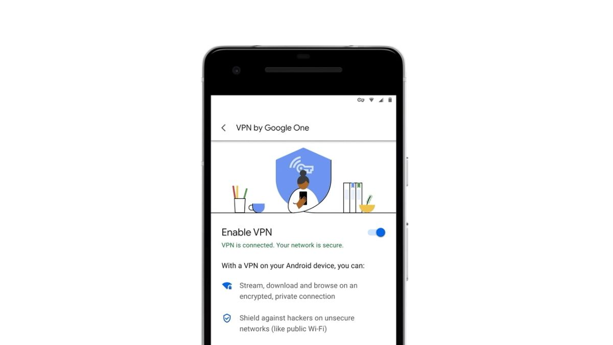 Google goes after VPN market with a new built-in feature
