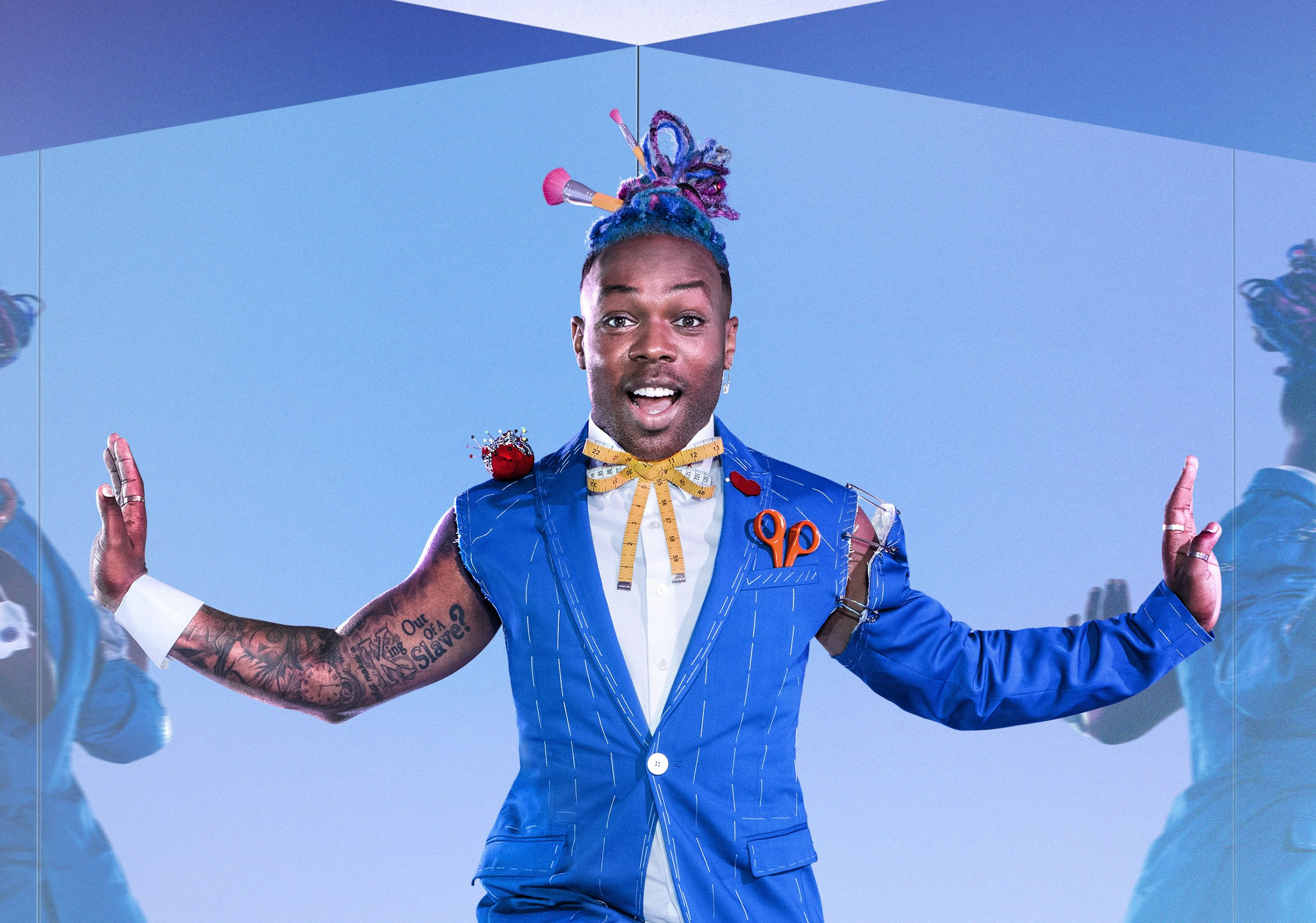 The Greatest Dancer's Todrick Hall: 'I am going to marry Cheryl!'