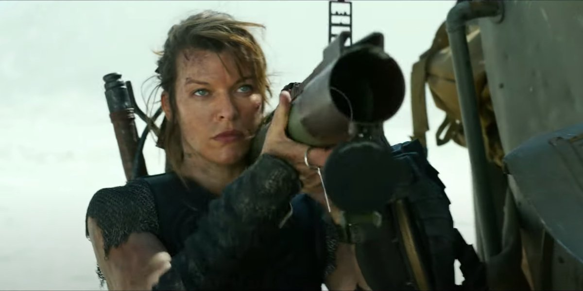 Monster Hunter Trailer Has Milla Jovovich Battling Dragons And Massive Creatures