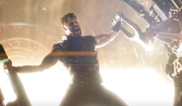Chris Hemsworth Thor Infinity War