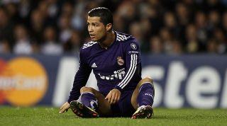 Cristiano Ronaldo White Hart Lane