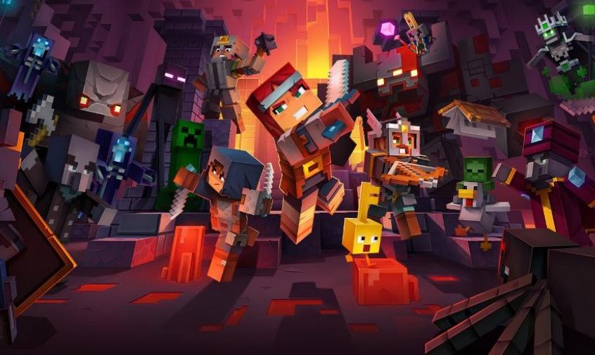 minecraft the movie trailer 2022