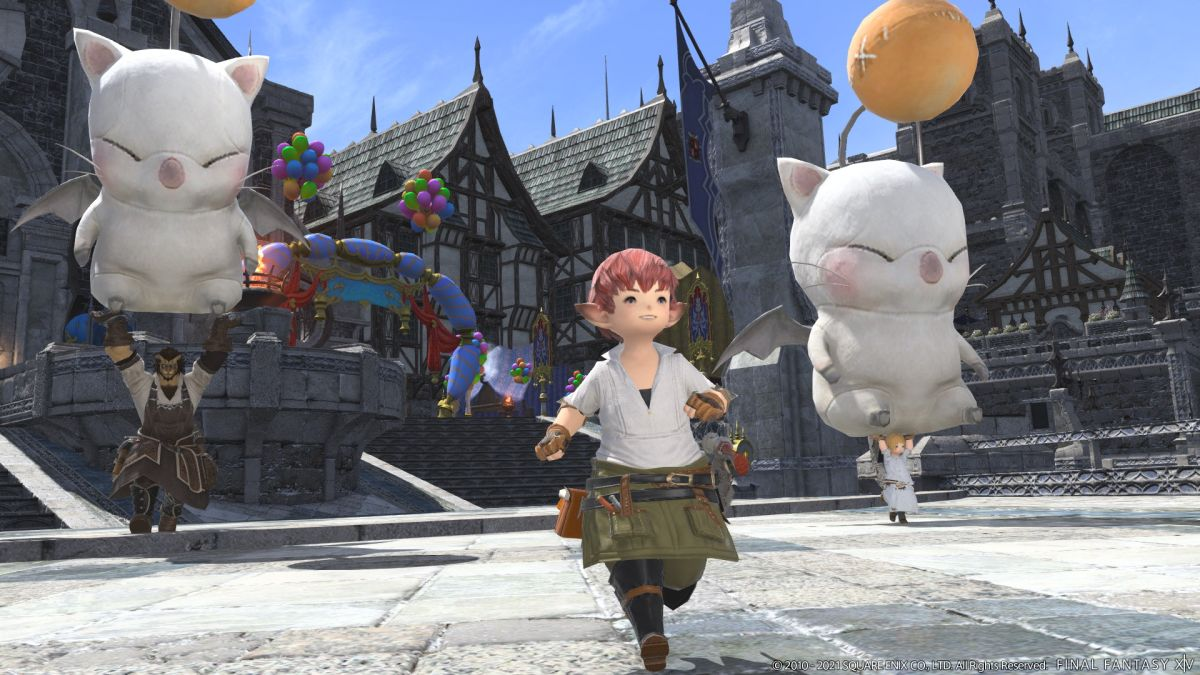 Final Fantasy 14 PS5 version will have 3 graphics modes: 4K, 1440p, and 1080p
