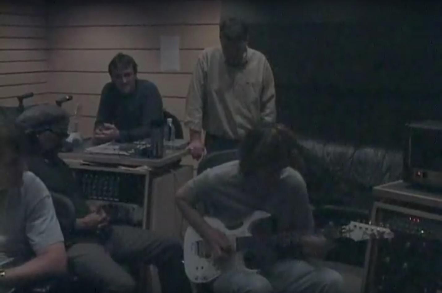 Halo composer reveals the original recording session for