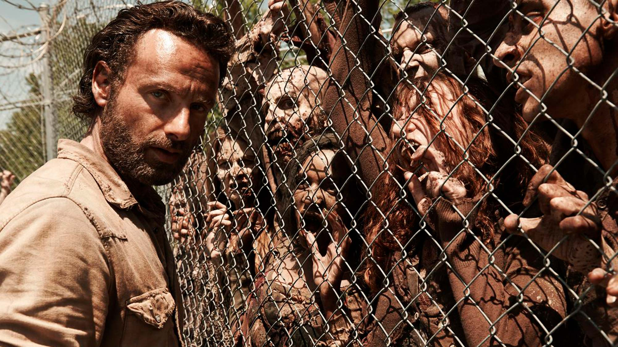 Canceled TV shows: The Walking Dead on AMC
