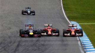 Stream F1 live from the Germany Grand Prix