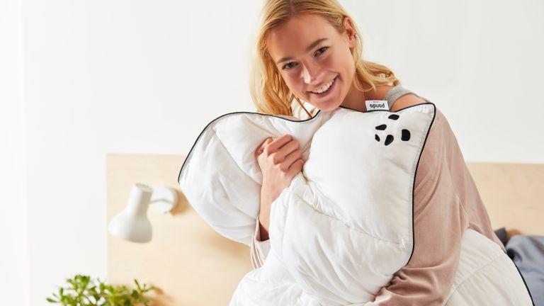 panda duvet lifestyle image