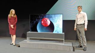 This year's coolest LG TV still has no release date – so