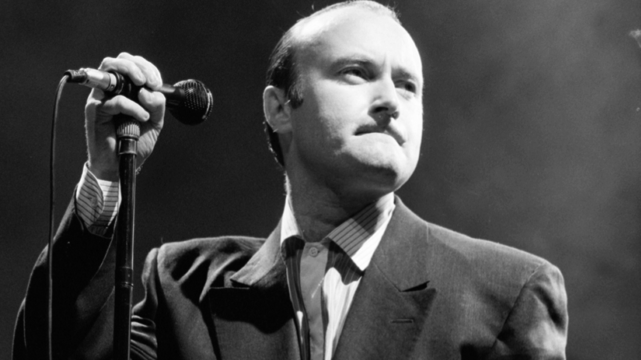 Revisit the 90s with a pair of live Phil Collins reissues
