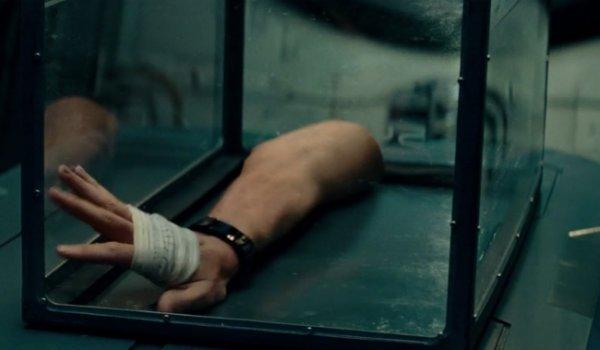 The Cloverfield Paradox mundy's arm