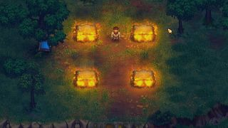 An image from Graveyard Keeper