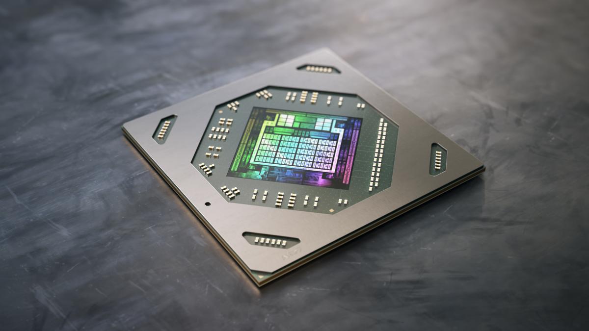 AMD Brings Radeon RX 6000M GPUs to 'AMD Advantage' Laptop Designs