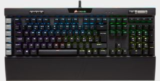 Corsair's feature-rich Platinum K95 mechanical keyboard is on sale for $110