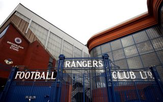 Rangers file photo