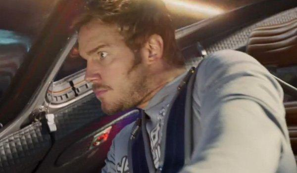 Peter Quill a.k.a. Star-Lord (Chris Pratt)