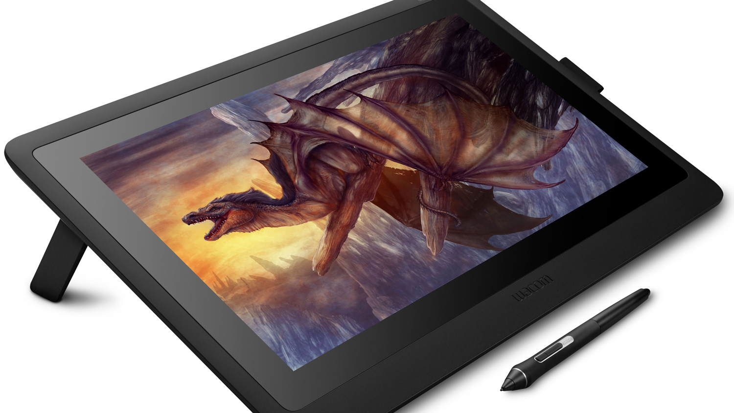 Wacom Cintiq 16 review | Creative Bloq