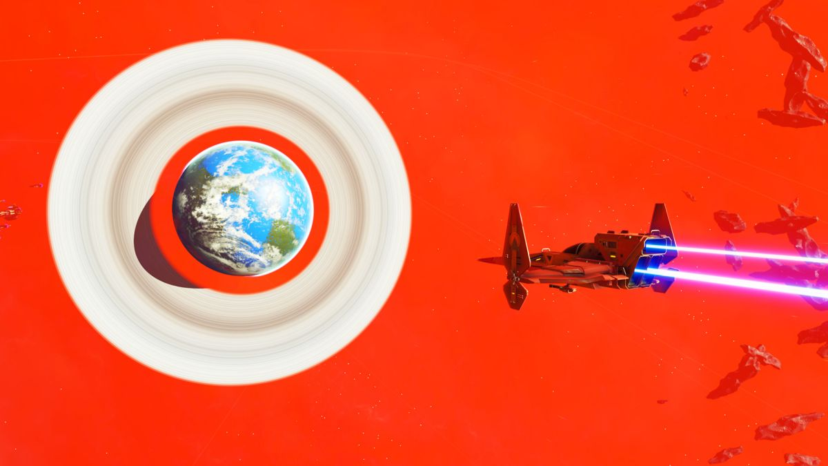 The No Man's Sky player using 3 billion units to become the galaxy's Santa Claus