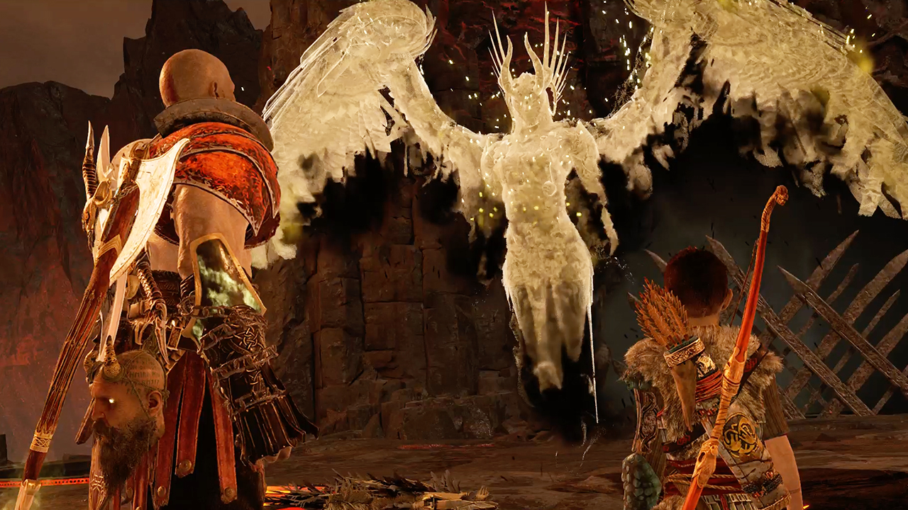 8 tips for how to beat the God of War Valkyries | GamesRadar+