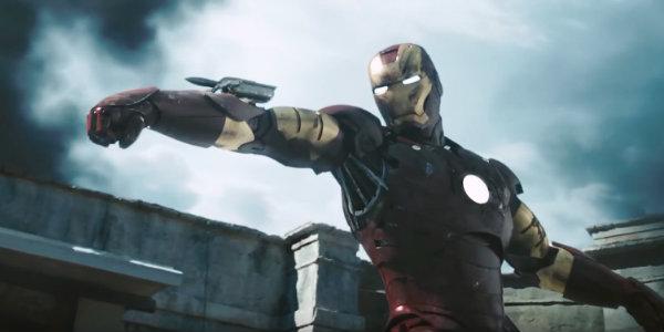 Iron Man 2008 Gulmira Scene