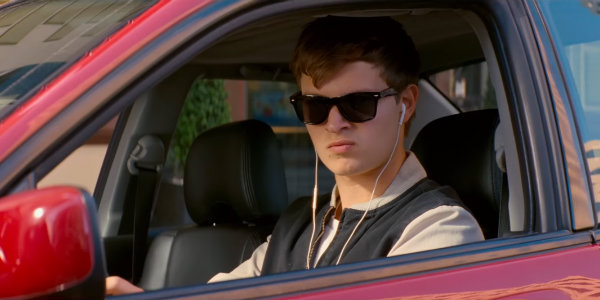 Baby Driver Sunglasses