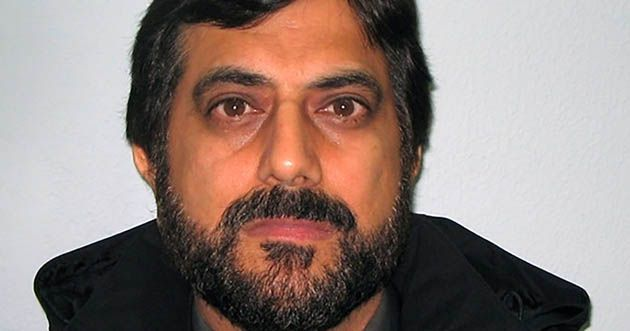 'Fake Sheikh' Mazher Mahmood found guilty of perverting the course of justice, London, UK - 05 Oct 2016