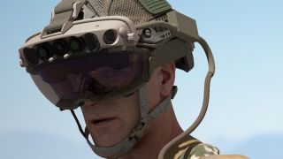 Microsoft won $22 billion Army contract for military HoloLens gear