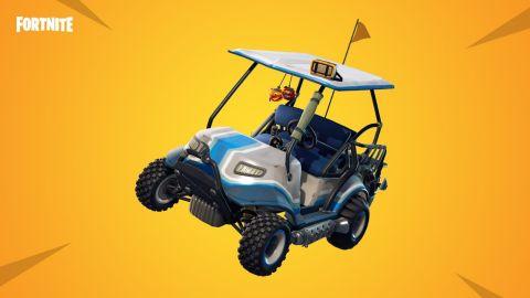 'Fortnite' season 5 trailer brings golf carts and temporal rifts