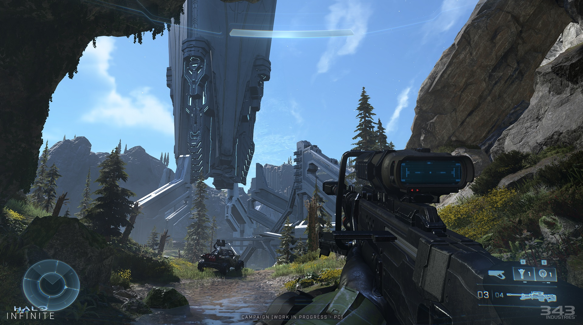 New Halo Infinite 4K screenshots revealed — now this is a killer Xbox  Series X exclusive | Tom's Guide