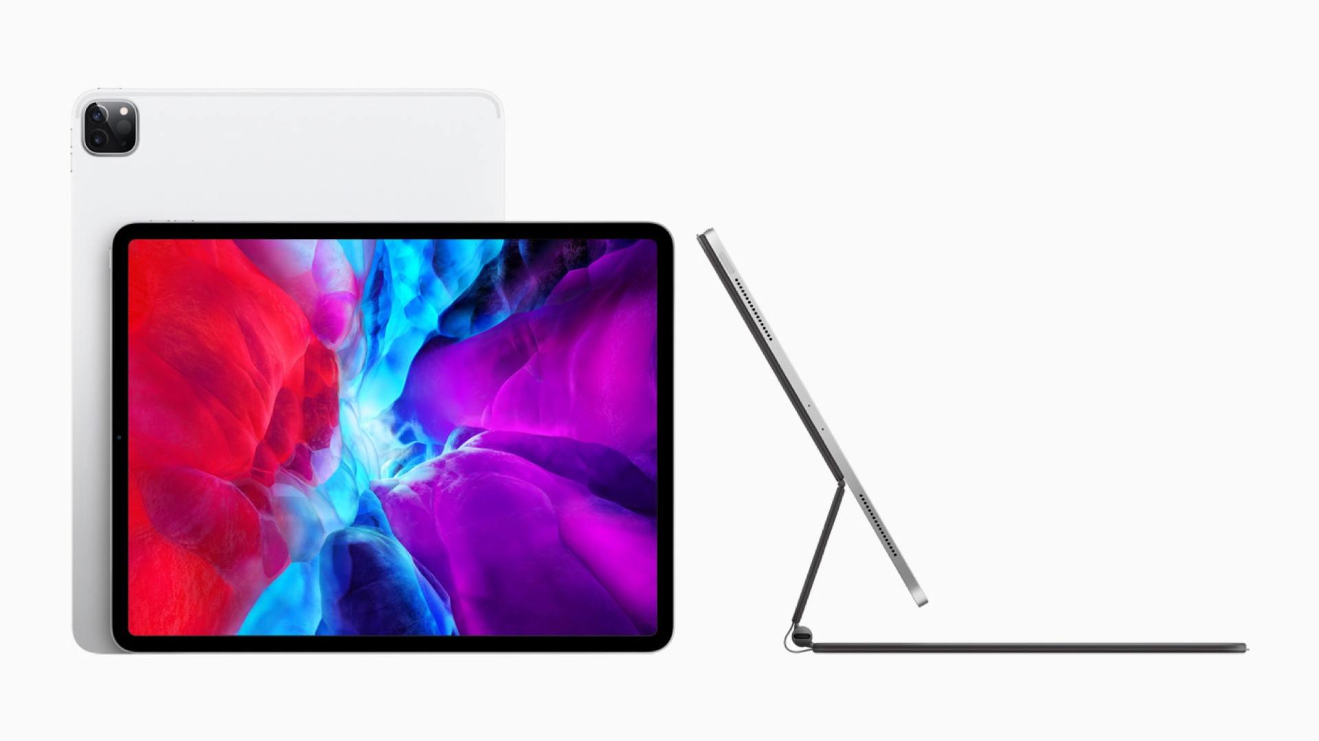 Get Apple S Gorgeous Ipad Pro 2020 Wallpapers Right Now Laptop Mag